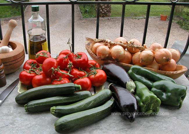 Ratatouille Recipe Provencal French Cuisine By Provence Beyond