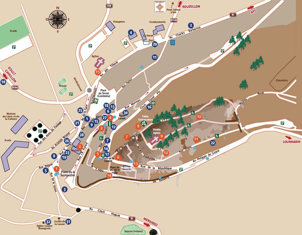 Бонньё (Bonnieux), Прованс, Франция - достопримечательности, карта. Что посмотреть в Bonnieux, парк Люберон (Luberon), рядом с Лакостом (Lacoste). Самые красивые деревеньки Прованса, что обязательно посмотреть в Провансе, что посмотреть вокруг Авиньона, Экс-ан-Прованса, недалеко от Авиньона, Бонье, куда съездить из Авиньона, их ЭКс-ан-Прованса, окрестности Авиньона, что посмотреть в окрестностях Авиньона, в парке Люберон, путеводитель по Провансу, деревеньки Прованса