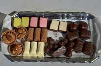 A selection of fresh chocolates - 3
