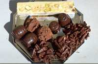 A selection of fresh chocolates - 4