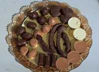 A selection of fresh chocolates - 2
