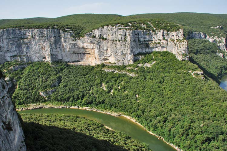 Ardèche Gorges photo ardeche-gorges0164b.jpg