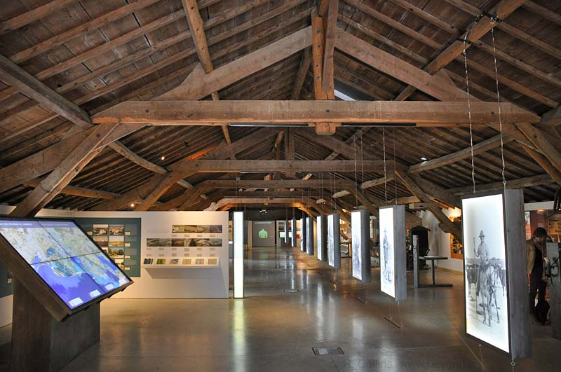 Camargue Museum Site Visit Photos And Information By