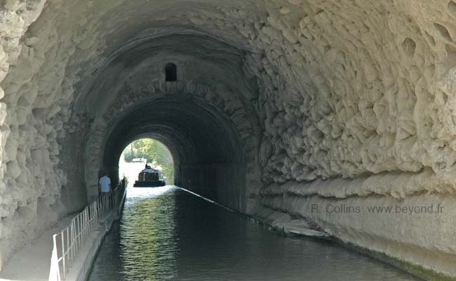 Malpas canal tunnel photo