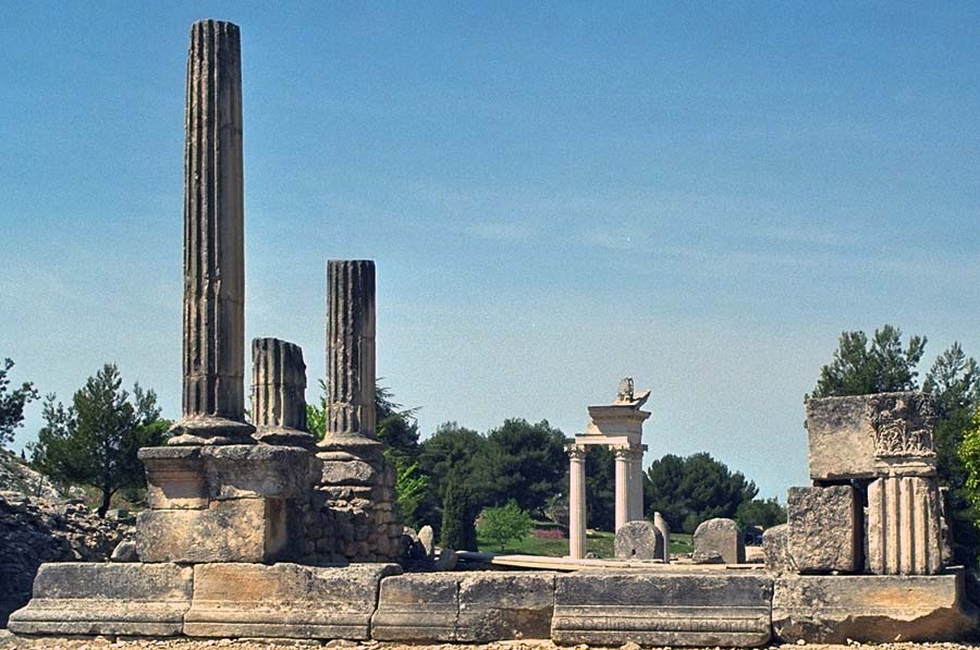 Roman Sites photo glanum064b.jpg
