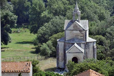 The Chapelle de Sainte-Croix is