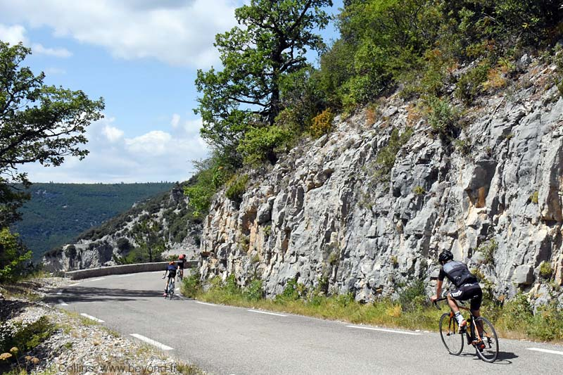 Nesque Gorges photo nesque-cyclists0024b.jpg