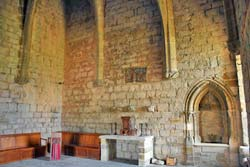 The Chapel room in the tower