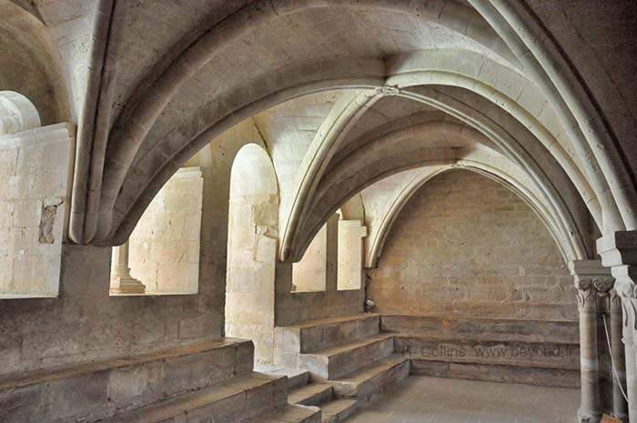 Senanque Abbey Chapter House