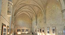 Silvacane Abbey refectory