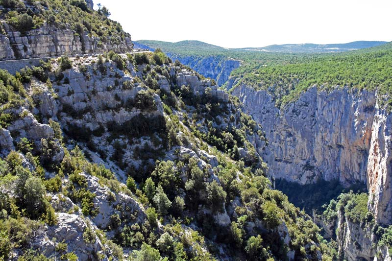 Verdon Gorges Cretes photo verdon-gorges0160b.jpg