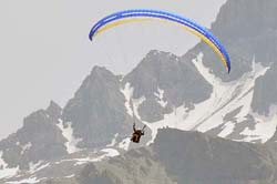 photo hanggliding