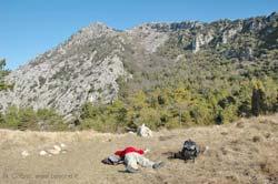 Gr52 Menton To Plan Du Lion Hiking Grande Randonnee Trails By Provence Beyond