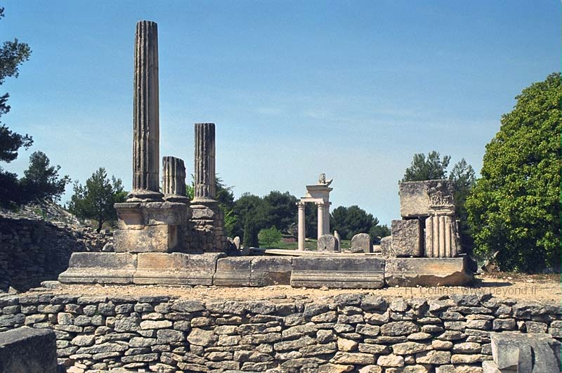 The Roman Temple of Valetudo at