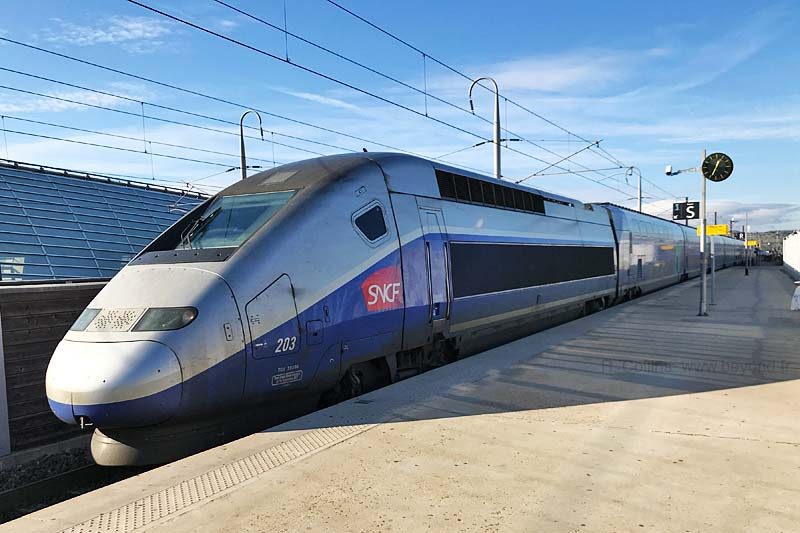 Rail Travel In Provence Route Maps Tgv Lines Tourist Trains Tips By Provence Beyond
