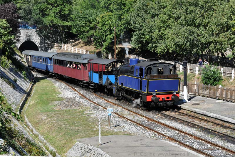 Cevennes Steam Train Photo Gallery, Provence travel information and tips, by Provence Beyond