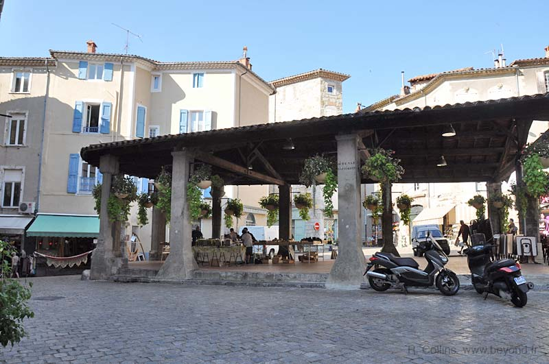 Place Couverte (Covered Square) in the