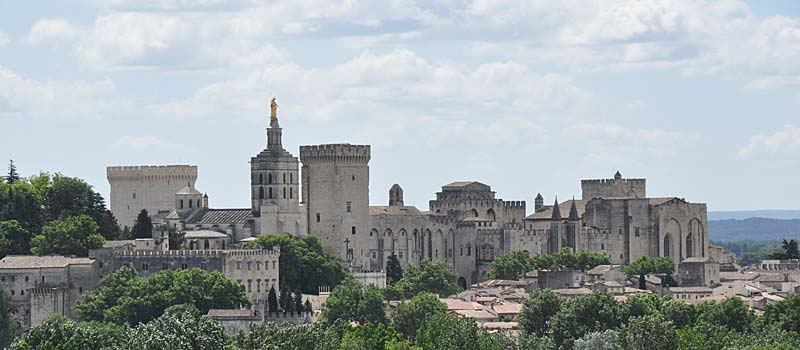 Surrounding Avignon For Village Pages And Maps By Provence Beyond