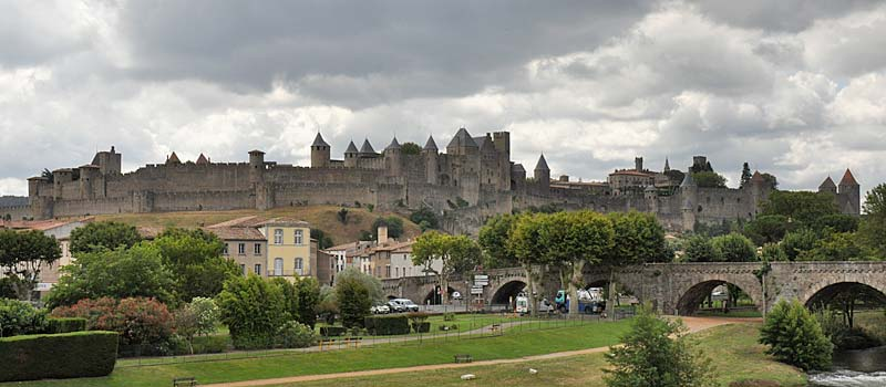 Map Of France Carcassonne.Surrounding Carcassonne For Village Pages And Maps By Provence Beyond