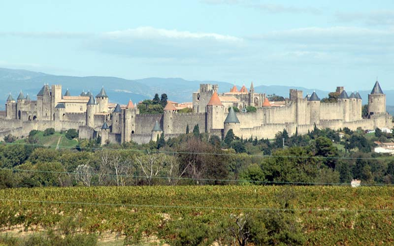 Fortified Villages photo carcassonne0002b.jpg