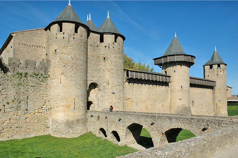 Fortified Villages photo carcassonne0072b.jpg