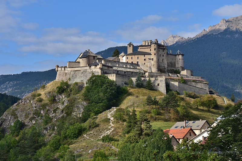 Image result for Briançon Just one of the towns of the Vauban Fortifications