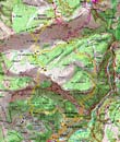 Hiking map Cros-d'Utelle - Madone d'Utelle