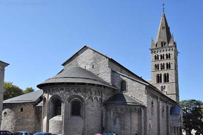 Embrun's 12th-century Cathedrale Notre-Dame