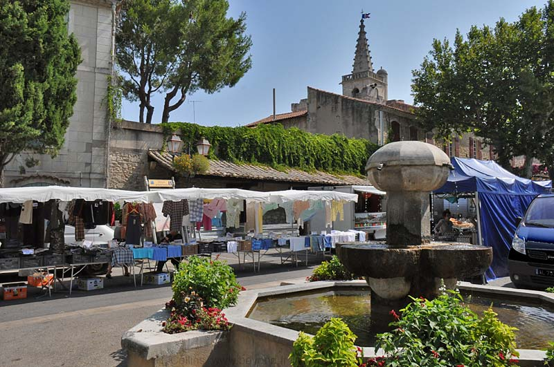 Eyragues photo gallery by provence beyond - Office tourisme sainte maxime ...
