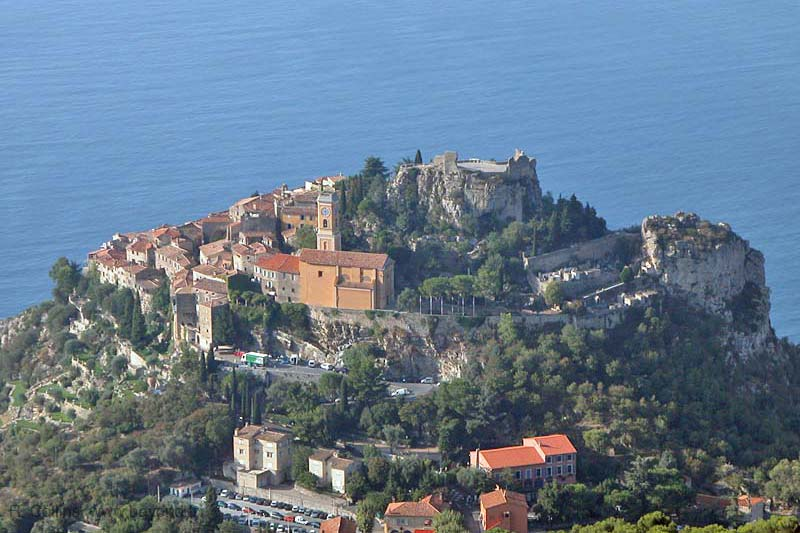 Eze Visit Photos Travel Info And Hotels By Provence Beyond