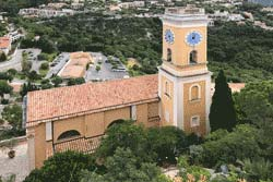 The 18th-century Notre Dame de
