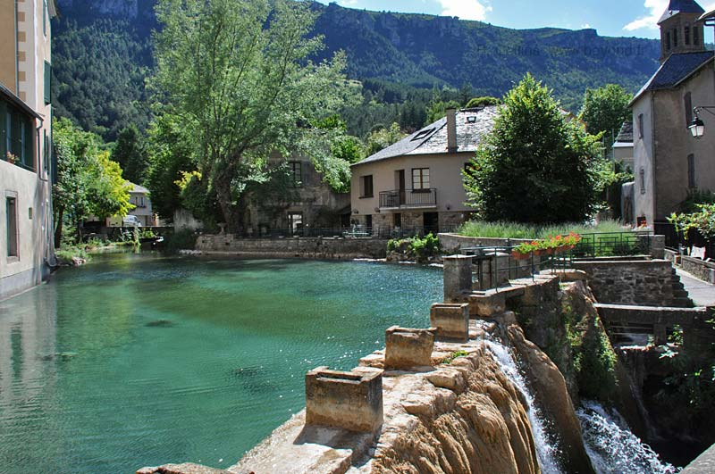 Florac visit, photos, travel info and hotels, by Provence ...