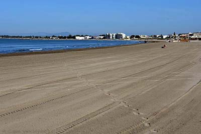 Right-Bank Beach (plage rive droite