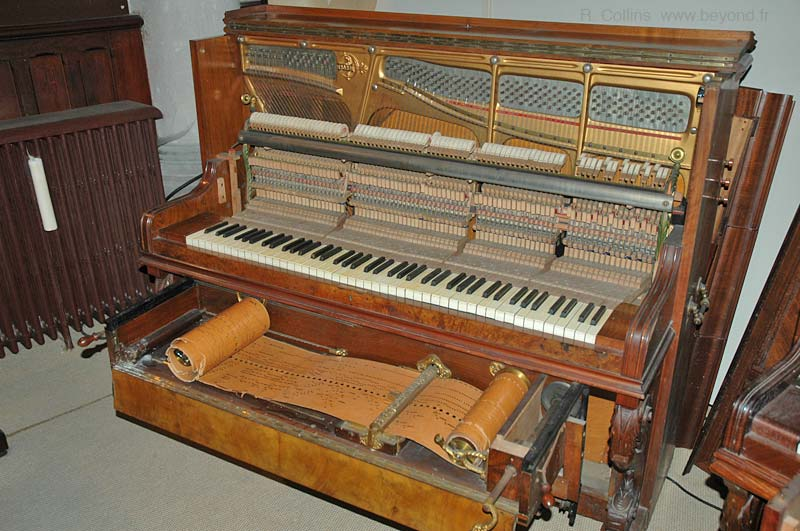 Limoux Piano Museum photo