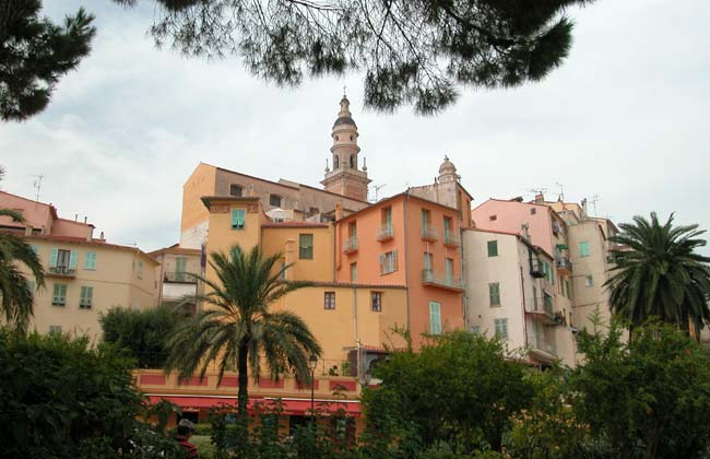 Menton visit photos travel info and hotels by Provence Beyond