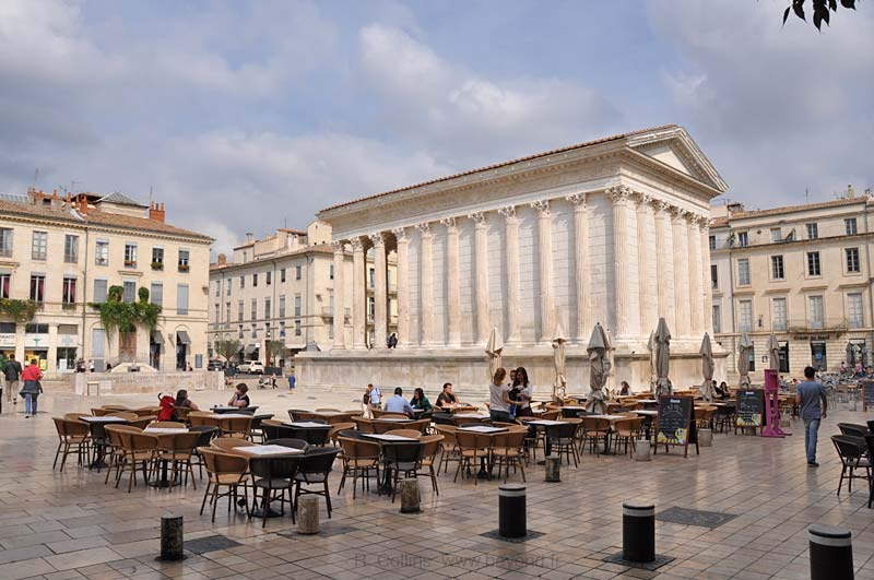 N mes photo gallery by provence beyond - Maison carree nimes ...