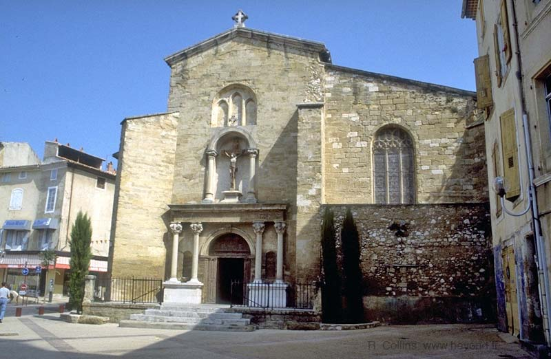 12th-century Eglise Saint-Nicolas in