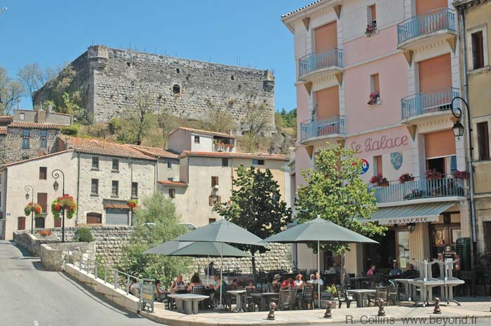 Street Map Of Quillan France.Quillan Photo Gallery By Provence Beyond