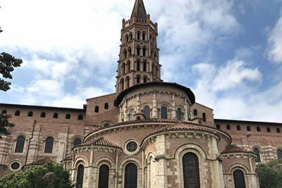 Basilique Saint-Sernin of Toulouse