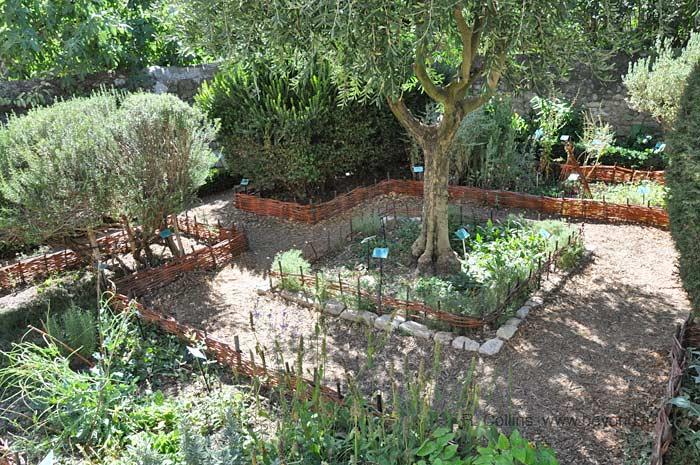 Medieval Garden Uzs visit photos travel info and