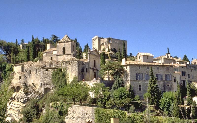 Vaison la romaine haute ville photo gallery by provence - Hotel vaison la romaine piscine ...